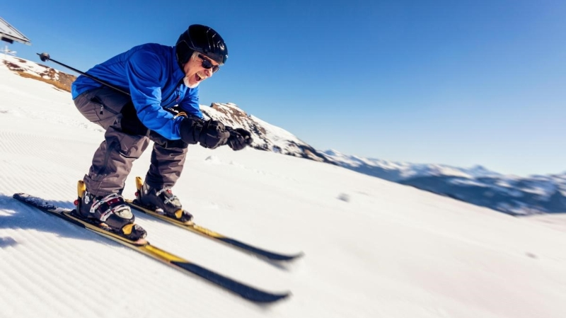 Love skiing but not the pains?