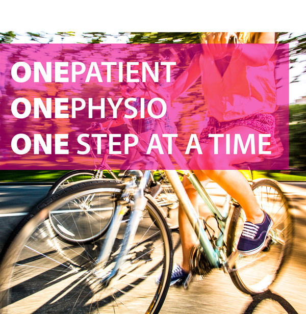 One Patient One Physio One Step at a Time